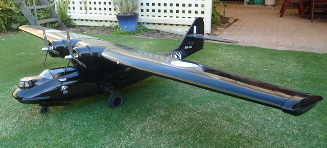 Pete Mirtschin's Catalina